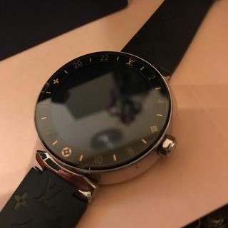 ルイヴィトン(LOUIS VUITTON)のヴィトン  タンブール ホライゾン(腕時計(デジタル))