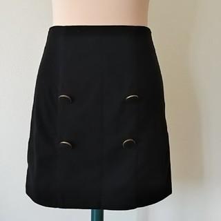 スキニーリップ(Skinny Lip)のスキニーリップ 黒いミニスカート(ミニスカート)