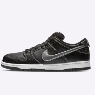 ナイキ(NIKE)のnike sb x diamond supply 27cm US9(スニーカー)
