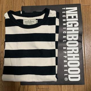 ネイバーフッド(NEIGHBORHOOD)のネイバーフッド ボーダー Tシャツ L キムタク ヒーロー(Tシャツ/カットソー(半袖/袖なし))