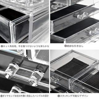 化粧品収納メイクボックス(ドレッサー/鏡台)
