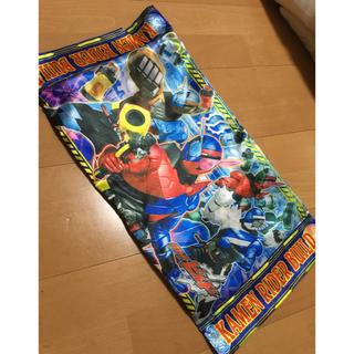 仮面ライダー ビルド    幼児用枕カバー(枕)