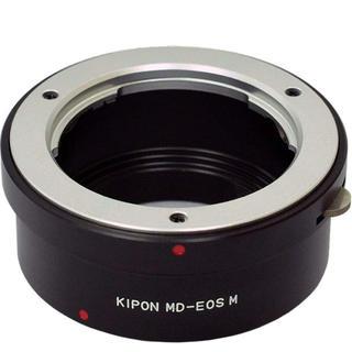 KIPON マウント変換アダプター MD-EOS M(その他)