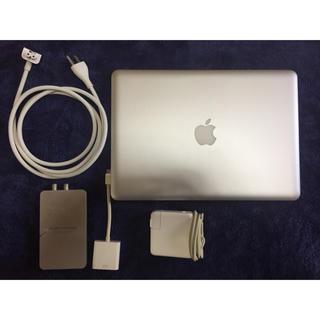 マック(Mac (Apple))のMacBook Pro Early2011 13inch /i7 2.7GHz (ノートPC)
