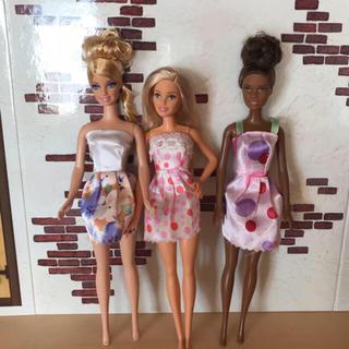 バービー(Barbie)のバービー3 最終値下げ(キャラクターグッズ)