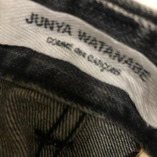 ジュンヤワタナベコムデギャルソン(JUNYA WATANABE COMME des GARCONS)のコム・デ・ギャルソン ジーンズ(デニム/ジーンズ)