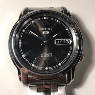 セイコー(SEIKO)のセイコー5 メンズ腕時計(腕時計(アナログ))