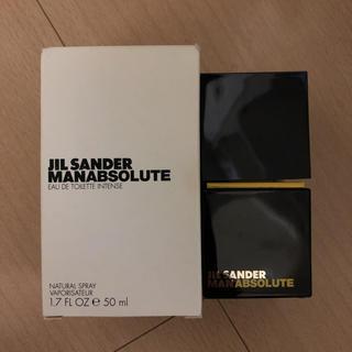 ジルサンダー(Jil Sander)のジルサンダー  香水 メンズ(香水(男性用))