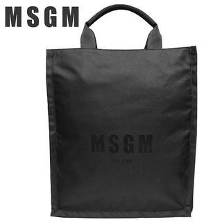 エムエスジイエム(MSGM)の新品 エムエスジーエム MSGM バッグ メンズ トートバッグ(トートバッグ)