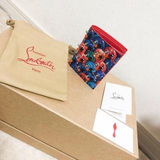 クリスチャンルブタン(Christian Louboutin)の新品!ルブタン  二つ折り財布(折り財布)