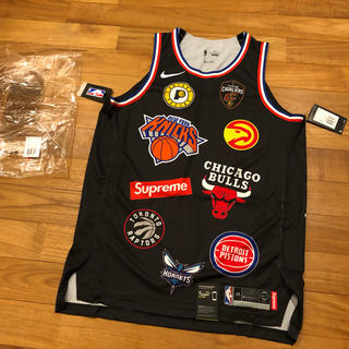 Supreme - supreme Nike NBA オーセンティックジャージ タンクトップ