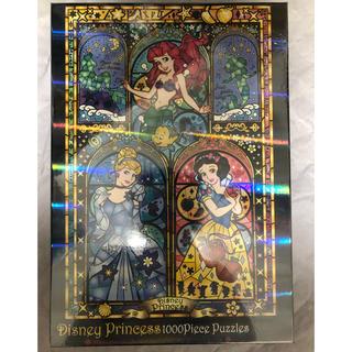 ディズニー(Disney)のディズニー パズル 1000ピース プリンセス(その他)