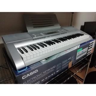 カシオ(CASIO)のCASIO キーボード 61鍵盤 CTK-4000(電子ピアノ)