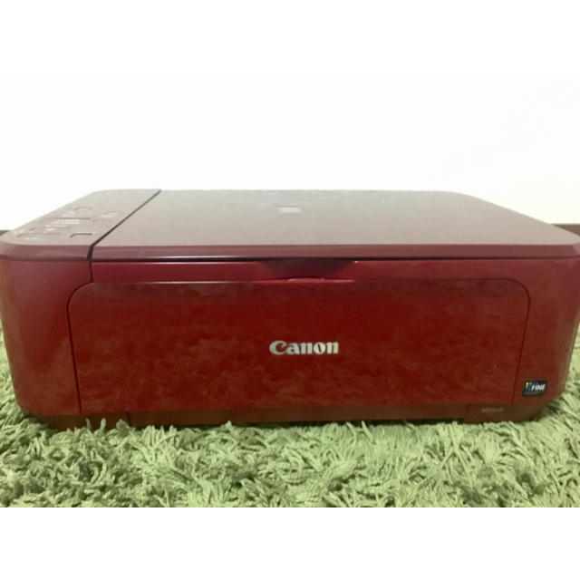 canon mg7730 ファームウェア