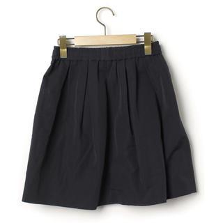 シンゾーン(Shinzone)のマイダルタニアン shinzone シンゾーン スカート 黒 36 定価約2万弱(ひざ丈スカート)