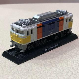 EF81 カシオペア アートライナーコレクション(鉄道模型)