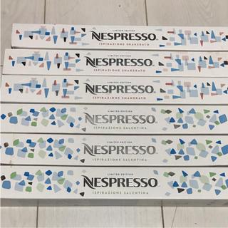 ネスプレッソ 夏季限定 カプセル 6本セット