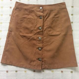 ローリーズファーム(LOWRYS FARM)のLOWRYSFARM  台形スカート (ミニスカート)