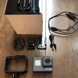 ゴープロ(GoPro)のGopro hero6 & karma grip セット(コンパクトデジタルカメラ)