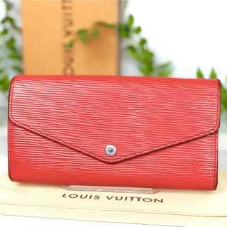 ルイヴィトン(LOUIS VUITTON)の✨美品✨✳︎ルイヴィトン ポルトフォイユ 新型サラ 長財布 正規品✳︎(財布)