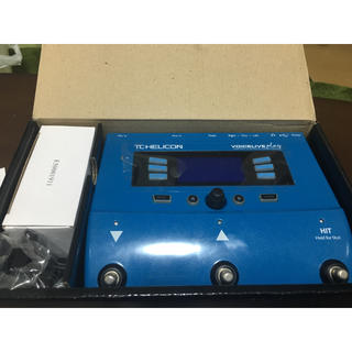 (美品) TC Helicon VoiceLive Play  (エフェクター)