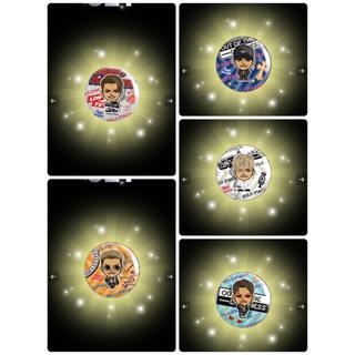 サンダイメジェイソウルブラザーズ(三代目 J Soul Brothers)の今市隆二 56mm缶バッジ シークレット セット(ミュージシャン)