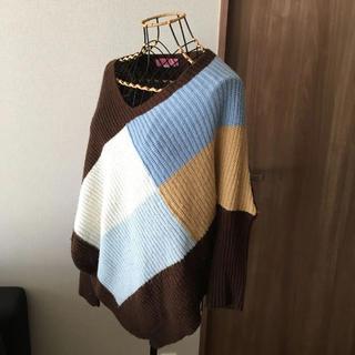 ジェイフェリー(J.FERRY)の003 J.FERRY 変形セーター(ニット/セーター)