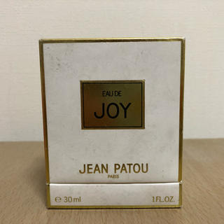 ジャンパトゥ(JEAN PATOU)の香水 EAU DE JOY JEAN PATOU PARIS(香水(女性用))