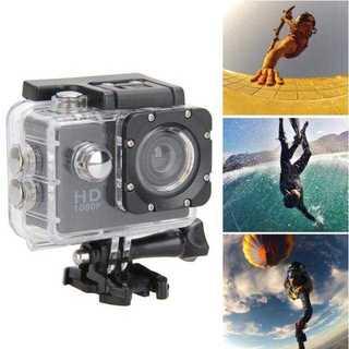 クションカメラ  1080PフルHD高画質  1200万画素 30M防水(その他)