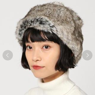カスタネ(Kastane)のファー帽子(その他)