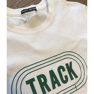 イッセイミヤケ(ISSEY MIYAKE)のイッセイミヤケ ISSEY MIYAKE コレクション使用Tシャツ(Tシャツ/カットソー(半袖/袖なし))