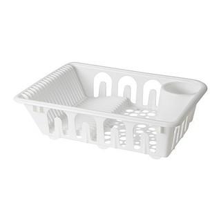 イケア(IKEA)の新品未使用送料込♪イケア 水切りフルンドラ ホワイト(収納/キッチン雑貨)