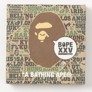 A BATHING APE - BAPE XXV JAPANESE PAPER PANEL