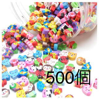 ‼️大人気‼️ミニミニ消しゴム♡500個(消しゴム/修正テープ)