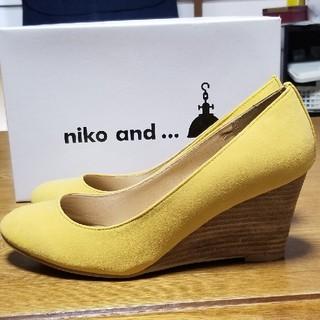 ニコアンド(niko and...)のniko and... パンプス(ハイヒール/パンプス)