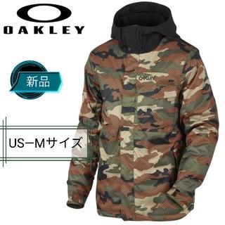 オークリー(Oakley)の【新品、M】OAKLEY オークリー スノーウェア、スキー/スノーボードウェア(ウエア/装備)