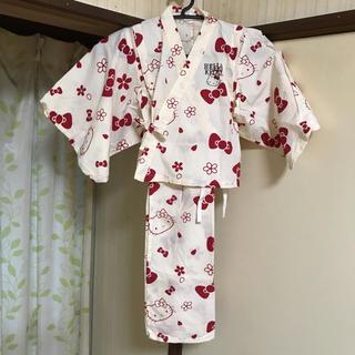 ハローキティ(ハローキティ)の浴衣  キティーちゃん(甚平/浴衣)