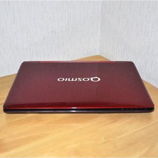 トウシバ(東芝)の高速 i5/地デジ/フォトショップ/ドルビー/4G×500GB/39(ノートPC)