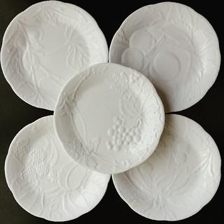 ナルミ(NARUMI)のナルミ ホワイトプレート(食器)