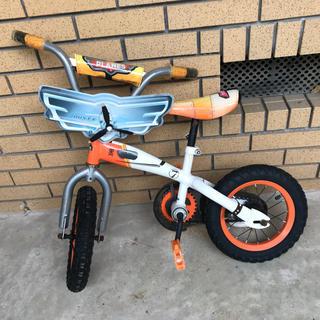 ディズニー(Disney)のちゃるめら07様専用!子供用3-6歳ディズニー自転車(自転車)