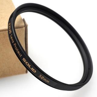 マルミ EXUS SOLID 52mm レンズ保護フィルター(その他)