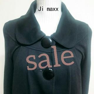 ジェーアイマックス(Ji.maxx)の期間限定♥ブラックコート(ロングコート)
