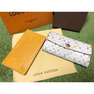 ルイヴィトン(LOUIS VUITTON)のエピのみ!ルイヴィトン財布(財布)