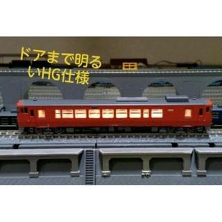 【トミックス用】端まで明るい自作LED室内灯・HG仕様【暖色系・白系】10両分(鉄道模型)