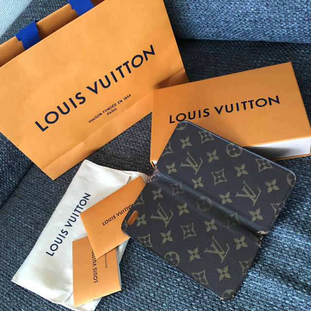LOUIS VUITTON - ルイヴィトン☆iPhoneケースの通販 by kaya.s shop|ルイヴィトンならラクマ