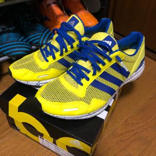 アディダス(adidas)のランニングシューズ アディゼロジャパンブースト(ランニング/ジョギング)