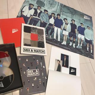 アイコン(iKON)のMIX&MATCH DVD BOX(ミュージック)