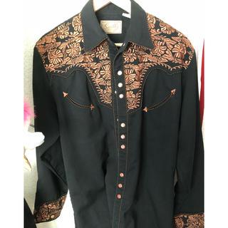 コムデギャルソン(COMME des GARCONS)のウエスタンシャツ(シャツ)