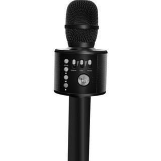 Bluetooth カラオケマイク ポータブルスピーカー 高音質カラオケ機器(マイク)