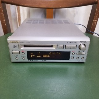 オンキヨー(ONKYO)の希少❗録音/再生完動品❗ONKYO MDレコーダーMD-105TX(その他)